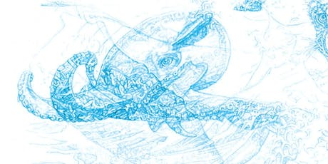 OCEANS BIRO DRAWING WORKSHOP tickets