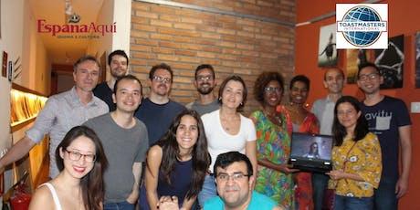 Encuentro de Toastmasters en Español ingressos