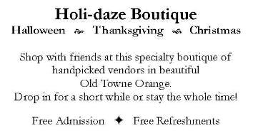 Holi-Daze Boutique