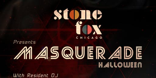 Stone Fox Masquerade Halloween