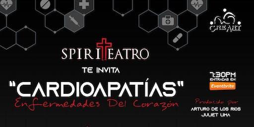 """""""CARDIOAPATÍAS"""" Enfermedades Del Corazón / SPIRITEATRO"""