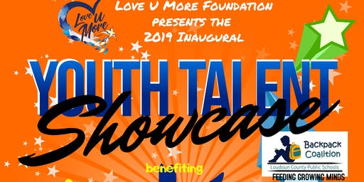 2019 Inaugural Love U More Foundation Youth Talent Showcase