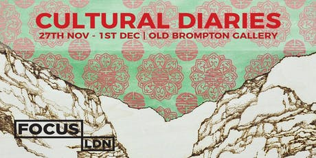 Cultural Diaries - Private View tickets