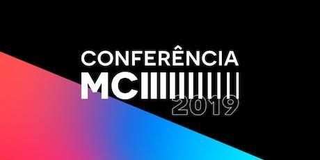Conferência Família MCI ingressos