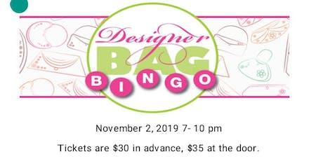 Designer Bag Bingo Blackwood Fire Company tickets