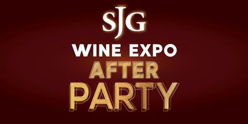 SJG Wine Expo After Party - Saturday, Nov. 2