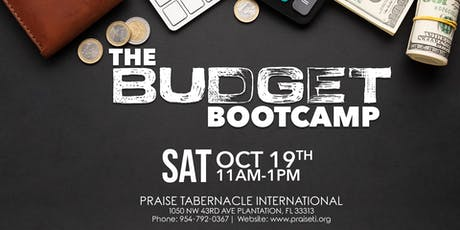 The Budget Bootcamp tickets