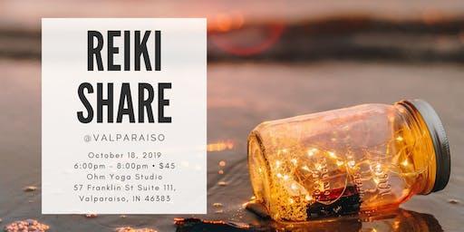 Reiki Share @ Valpo