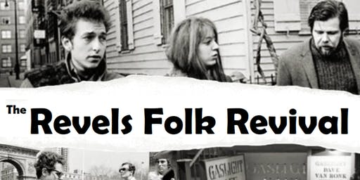 Revels Folk Revival feat. The Frocken Pickers and Gerry Cairns