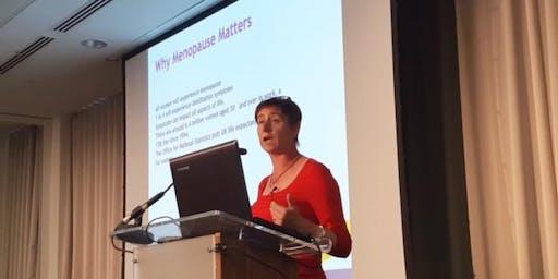Understanding Menopause for Wellbeing Professionals.