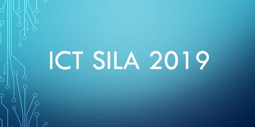 الاجتماع الاول لمبادرة ICT SILA ٢٠١٩