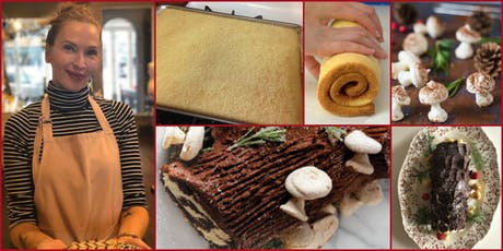 Bûche de Noël Workshop, with Tess Kelly tickets