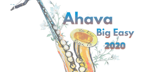 Ahava Big Easy Black Tie  tickets