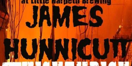 Devil's Nite W/James Hunnicutt tickets