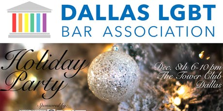 The 2019 DLGBTBA Holiday Party tickets