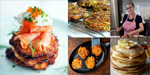 Latkes, with Miriam Rubin