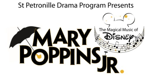 Mary Poppins Jr. - Saturday, 11/23