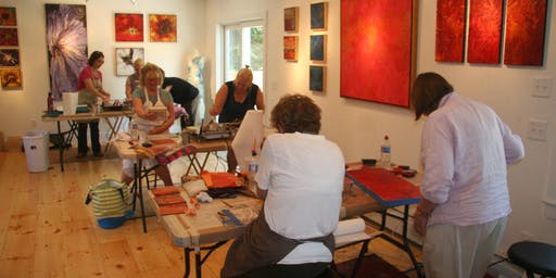 An Introduction to Encaustic
