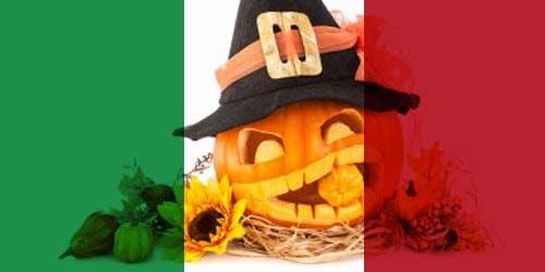 Festa di Halloween - Fundraising Luncheon
