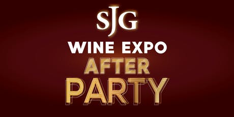 SJG Wine Expo After Party - Friday, Nov. 1 tickets