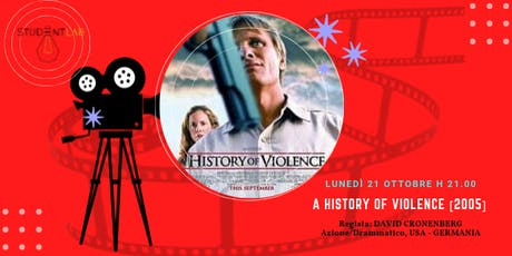 Movie Lab Film Festival | A History Of Violence | biglietti