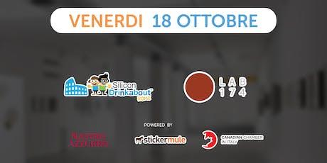#31 Silicon Drinkabout Rome - 18 ottobre biglietti