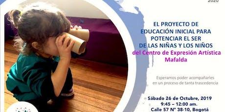 CENTRO DE EXPRESION ARTISTICA MAFALDA CHARLA MATRICULAS 2020 entradas