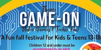 Fun Fest 2019 - Game-On: Video Games & Tech Fun