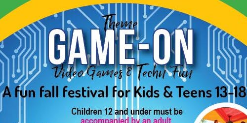 Fun Fest 2019 - Game-On: Video Games & Tech Fun