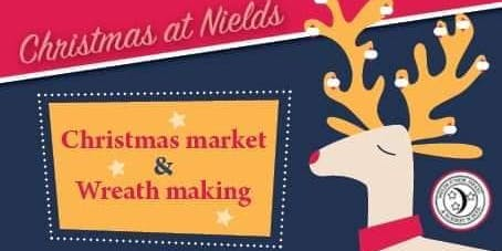 Christmas Market and Wreath Making