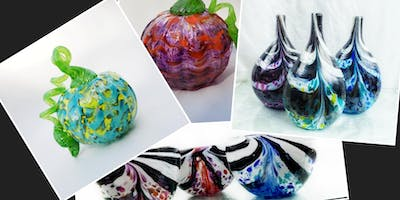 GLASS BLOWING Create-Your-Own Decorative Vase, Pumpkin, or Bowl
