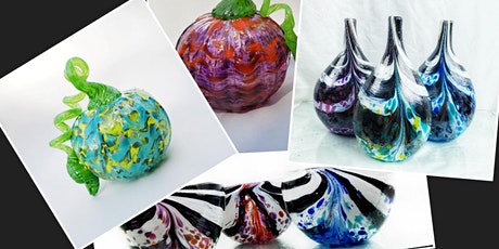 GLASS BLOWING Create-Your-Own Decorative Vase, Pumpkin, or Bowl tickets