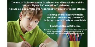 The Safer Handling of Children - Managing Challenging Behaviour