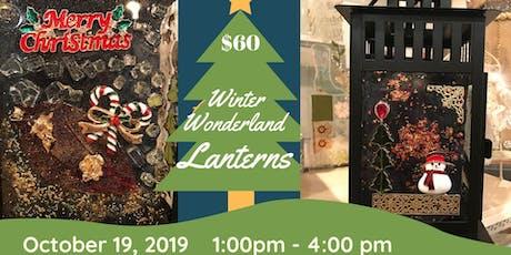 Winter Wonderland Lanterns tickets