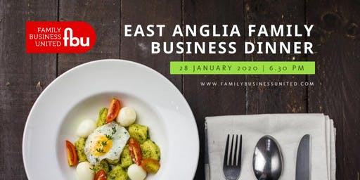 East Anglia Family Business Dinner 2020