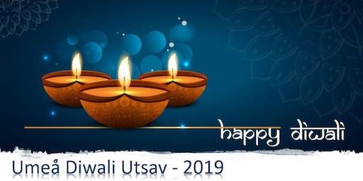 Umeå Diwali Utsav 2019