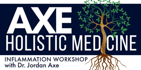 Inflammation Workshop with Dr. Jordan Axe tickets