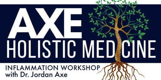 Inflammation Workshop with Dr. Jordan Axe