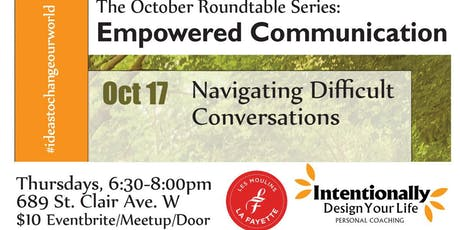 Navigating Difficult Conversations tickets