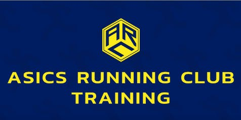 ASICS Running Club Training (16/11/19)