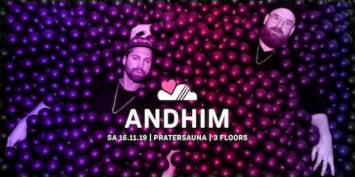 LUFT & LIEBE w/ ANDHIM | Pratersauna | 3 Floors