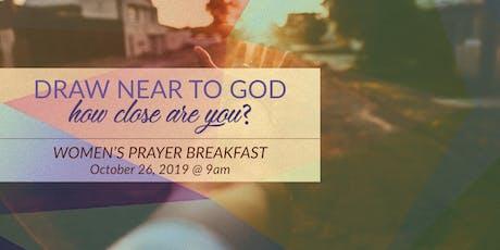 Autumn Women's Prayer Breakfast @ BGT tickets
