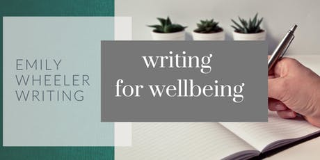Writing for Wellbeing at The Fish Factory  tickets