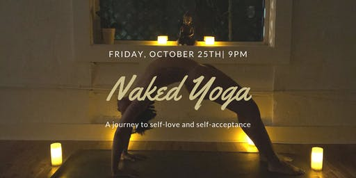 NAKED: A journey to self-love through Yoga (Women-Only)