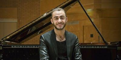 Récital de piano de Petricia Daniel Ciobanu