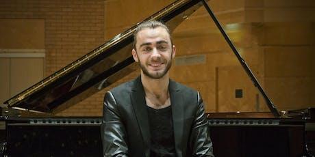 Récital de piano de Petricia Daniel Ciobanu billets