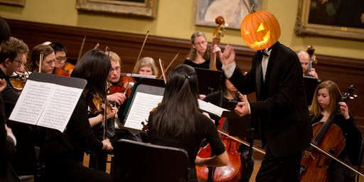 Providence Medical Orchestra Halloween Concert