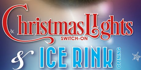 Christmas Lights Switch On tickets