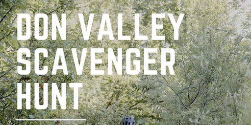 Don Valley Scavenger Hunt