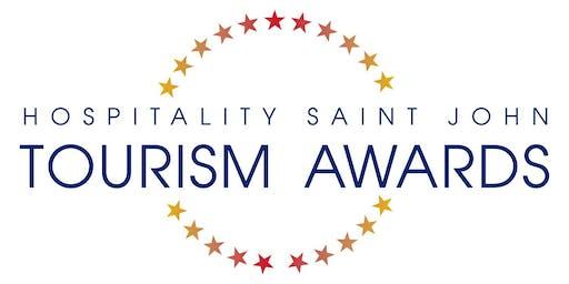 2019 Hospitality Saint John Tourism Awards Gala